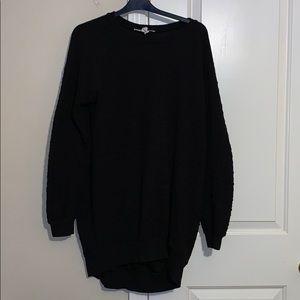 BCBG generation sweater dress/tunic size m
